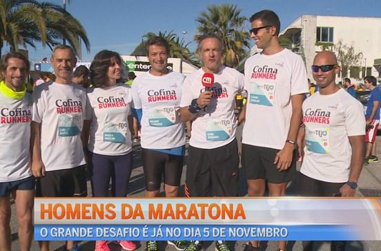 Os Homens da Maratona