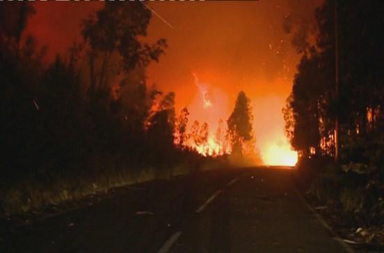 Câmara de Tondela diz que é urgente reparar danos causados pelos fogos no aterro sanitário