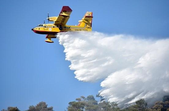 Bruxelas quer criar força europeia com aviões de combate a incêndios