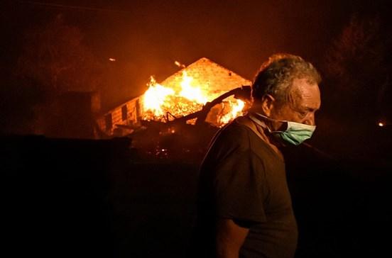 Saiba o que o fogo destruiu em cada um dos 30 concelhos atingidos