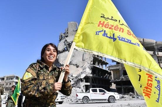 Forças da Síria anunciam conquista de Raqa, antiga capital do Daesh