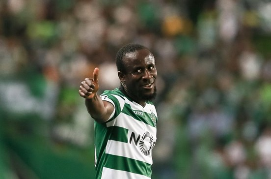 Sporting quer vender Doumbia