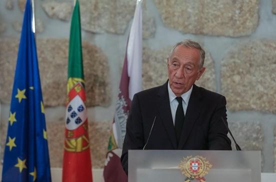 Marcelo censura Governo e faz ultimato a Costa