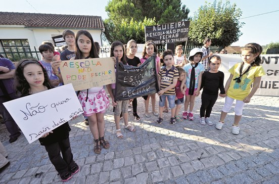 Metade das escolas fecham em dez anos