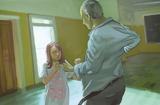 Professor primário abusa de dez alunas