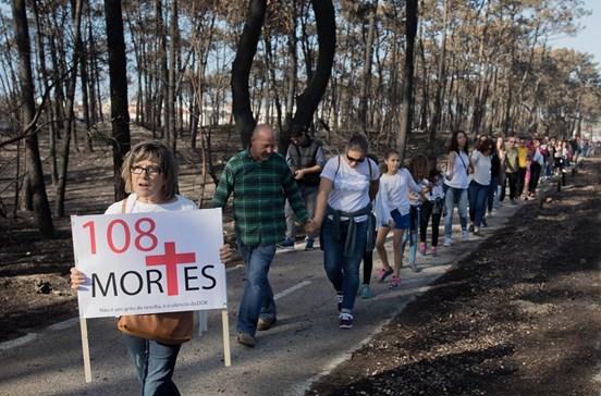 419 milhões para recuperar o País após incêndios florestais