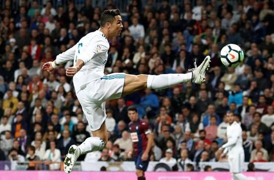 Real Madrid vence Eibar, sem golos de Ronaldo