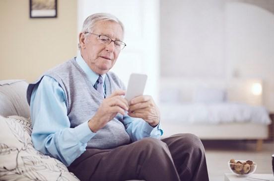 Aplicação móvel deteta sinais de Parkinson