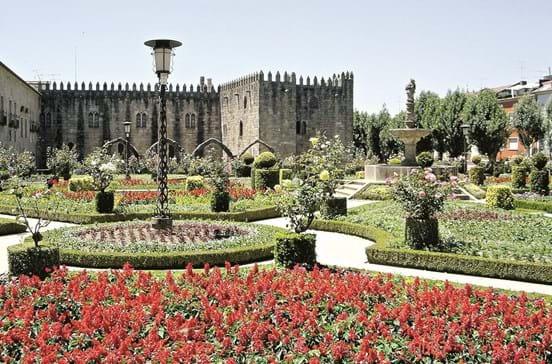 Jardim de Santa Bárbara ganha interesse cultural