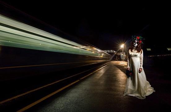 Comboios e Motosserras assombram noite de dia 31