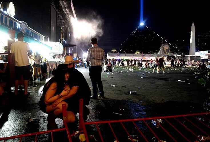 Ataque em Las Vegas: Trump denuncia ato de 'pura maldade'