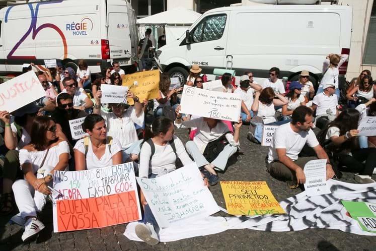 Governo e professores ainda sem acordo