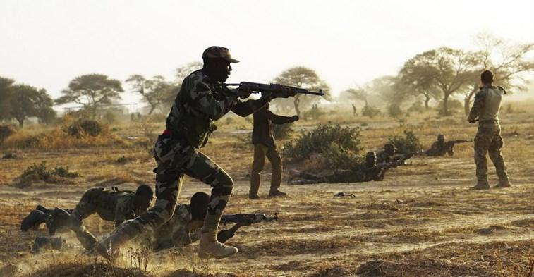 Soldados do Níger alvo de emboscada