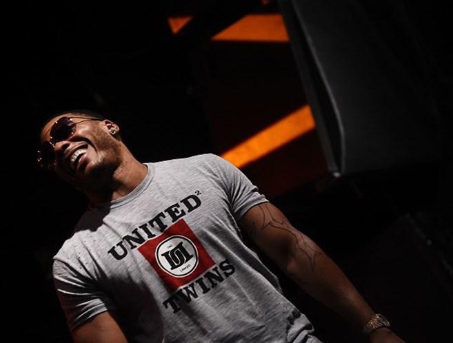 Rapper Nelly preso por alegada violação
