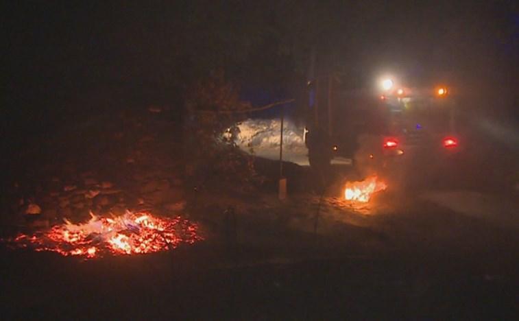Proteção Civil: Incêndio de Mortágua dado como dominado