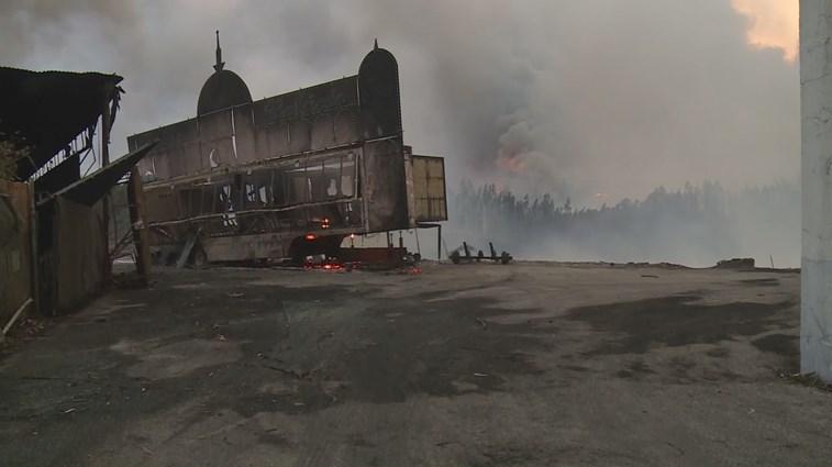 Relatório aponta falhas ao comando dos bombeiros — Incêndios | Pedrógão Grande