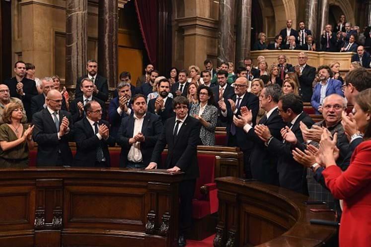 Explicação da Catalunha sobre independência não é válido, diz Espanha