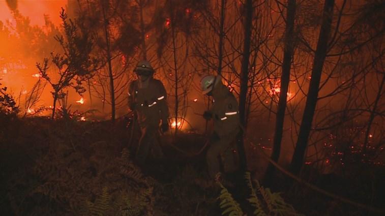 Encontrados seis dos sete desaparecidos nos fogos