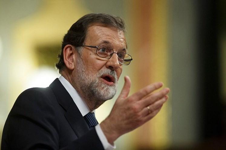Rajoy pede 'sensatez' para presidente da Catalunha