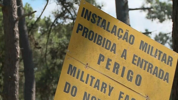 Trabalhador morre em obra no parque da Marinha em Almada
