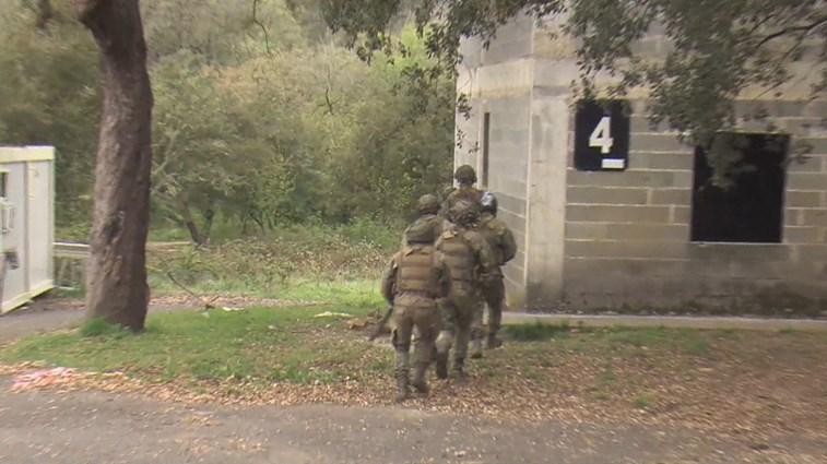 Assaltantes devolveram uma caixa a mais — Tancos