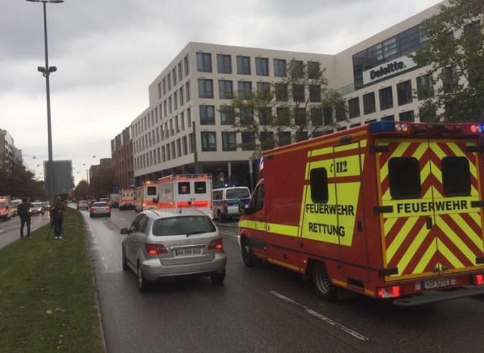 Quatro feridos em ataque com arma branca em Munique