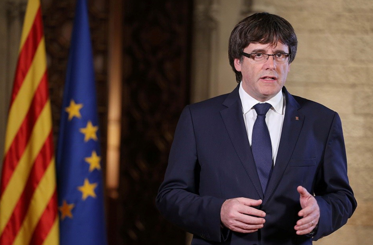 Catalunha. Puigdemont faz declaração às 12h30