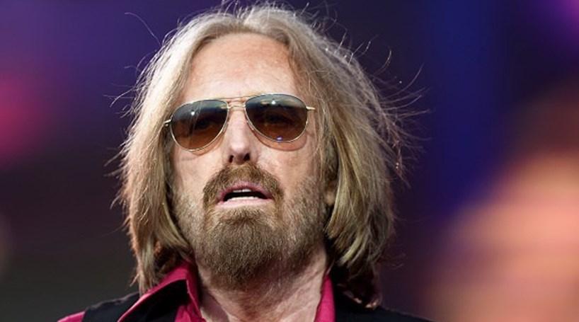Tom Petty sofre ataque cardíaco e está na UTI sem atividade cerebral