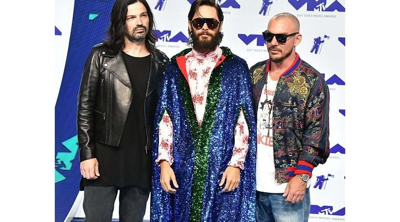 Thirty Seconds to Mars regressam a Portugal a 10 de abril