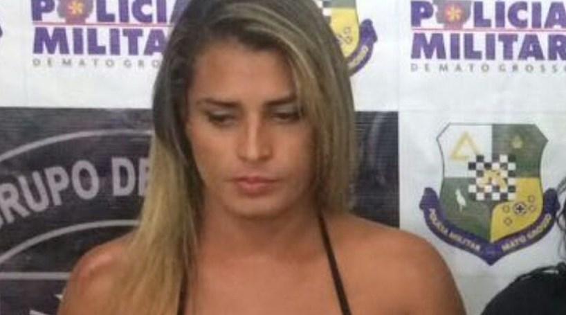 Travesti é baleada depois de programa sexual em Mato Grosso
