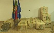 Desmantelada rede internacional de tráfico de droga