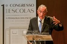 """Marcelo diz que está com Costa contra o """"desbaratar"""" da recuperação financeira"""