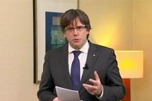 Ministério Público belga pede extradição de Puigdemont para Espanha