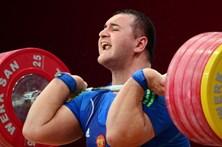 Halterofilista russo suspenso por doping nos Jogos Olímpicos Londres2012