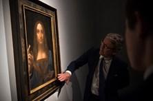 Quadro de Leonardo da Vinci vendido por recorde de 380 milhões de euros