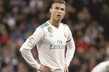 Ronaldo diz que a mãe e o filho lhe perguntam 'o que se passa?' quando não marca