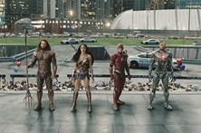 União faz a força dos super-heróis
