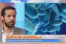 Doença da Legionella