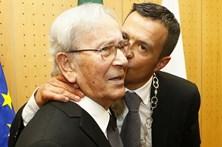 Jorge Mendes chora morte do pai