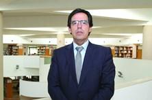 Paulo Águas é o reitor da Universidade do Algarve