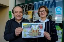 Duas raspadinhas dão 100 mil euros em cinco dias