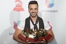 'Despacito' conquista quatro prémios Grammy Latino