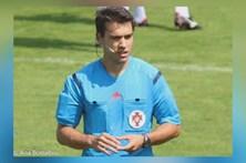 Investigada descida de divisão dos árbitros Jorge Ferreira e Tiago Antunes