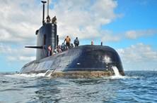 Submarino argentino com 44 tripulantes sem contacto há 48 horas