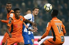 Veja as melhores imagens do FC Porto-Portimonense