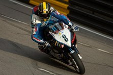 Piloto Daniel Hegarty morre em acidente no Grande Prémio de Motos de Macau