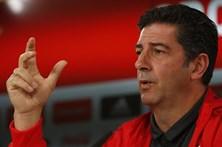 """Rui Vitória diz que """"a crença do Benfica é muita"""""""