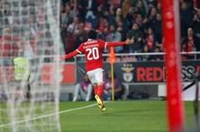 As imagens do Benfica - Vitória de Setúbal