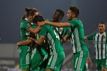 Rio Ave vence Braga e avança para os 'oitavos' da Taça de Portugal