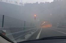 PSD perplexo por nada se saber do inquérito feito ao incêndio no Túnel do Marão